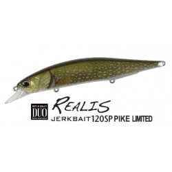 DUO REALIS JERKBAIT 120SP PIKE LIMITED