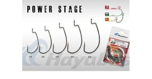 Hayabusa Power Stage