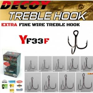 DECOY TREBLE Y-F33F
