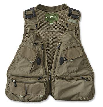 Hydros Strap Fishing Vest