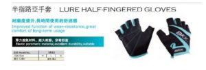 Bkk Lure Half – Fingered Gloves