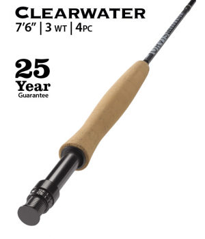 Orvis Clearwater Rod 2019