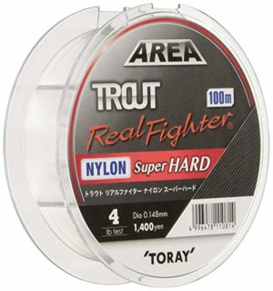 Toray Trout Real Fighter Nylon Super Hard