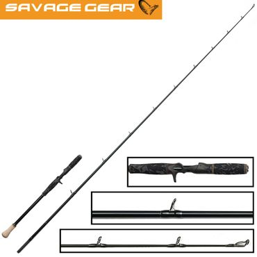 Savage Gear Swimbait 1DFR casting