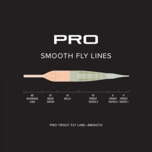 Orvis PRO Trout Smooth WF Fly Line