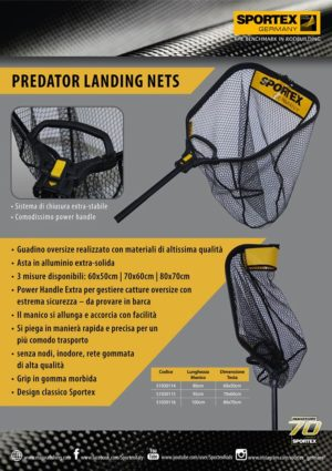 Predator Landing Net