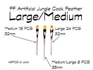 FUTUREFLY Artificial Jungle Cock