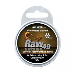 SAVAGE GEAR RAW 49
