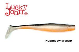 Lucky John Kubira Swim Shad 9″